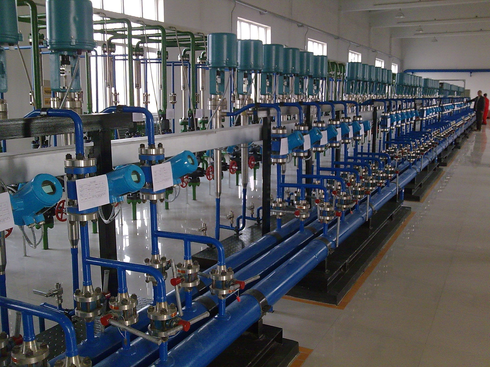 liquid flow meter specifications for the industry