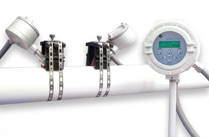What is water flow meter and what type of application is suited for it