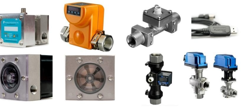 Flow Meter & Switches